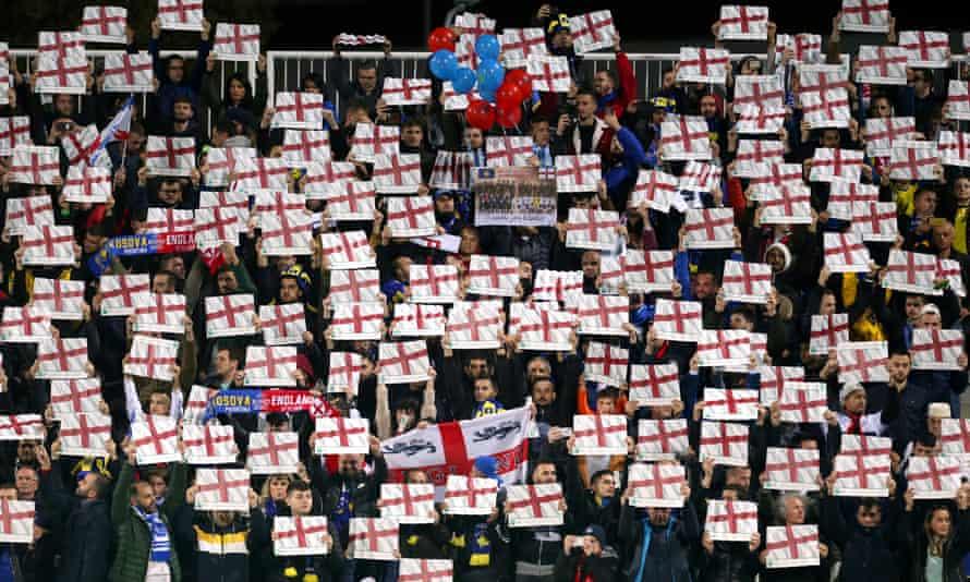 Kosovo v England