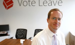 Matthew Elliott took the extraordinary step of pre-empting the official investigation.