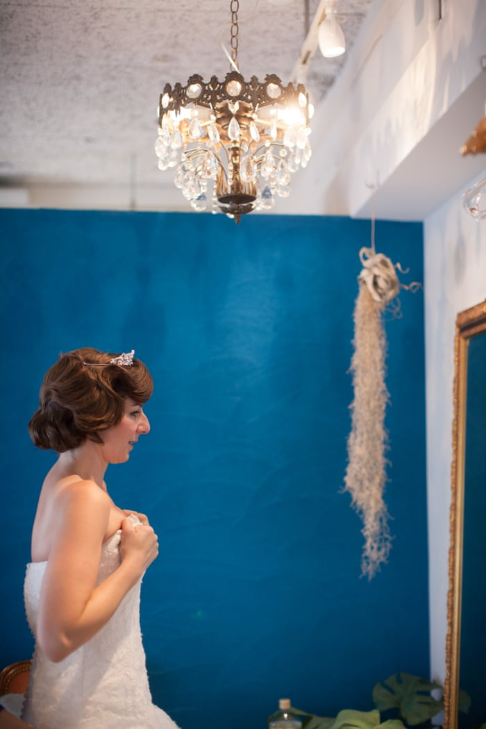 Everything but the groom: why I faked my own wedding | Life and ...