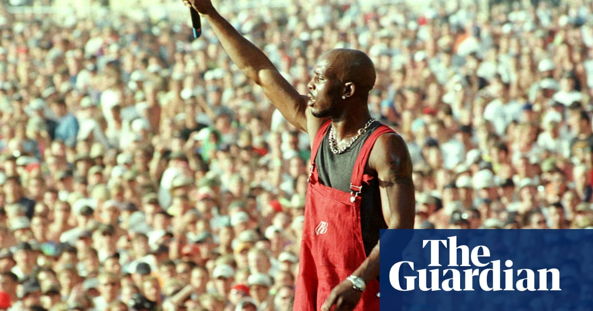 DMX, Woodstock 99: a landmark for rap and American realism