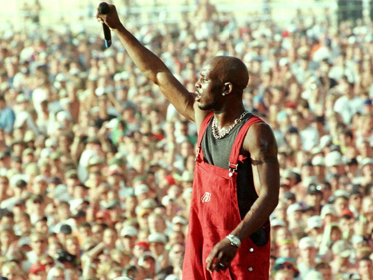 DMX, Woodstock '99: a landmark for rap and American realism | Rap | The  Guardian