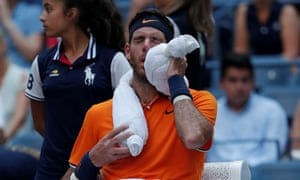 Juan Martín del Potro was taken to the limit in his epic US Open quarter-final against John Isner while Rafael Nadal has come through the two longest matches of the championship.