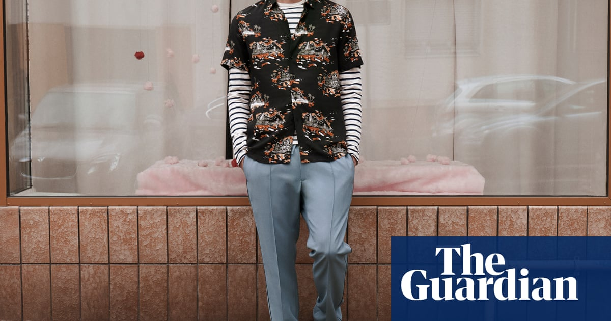 e8d7ed305 Aloha there: men's Hawaiian shirts – in pictures | Fashion | The Guardian