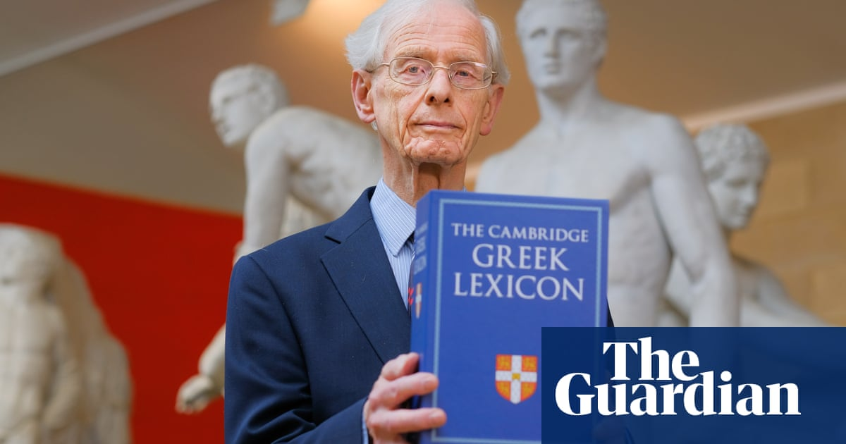 First English dictionary of ancient Greek since Victorian era 'spares no blushes'