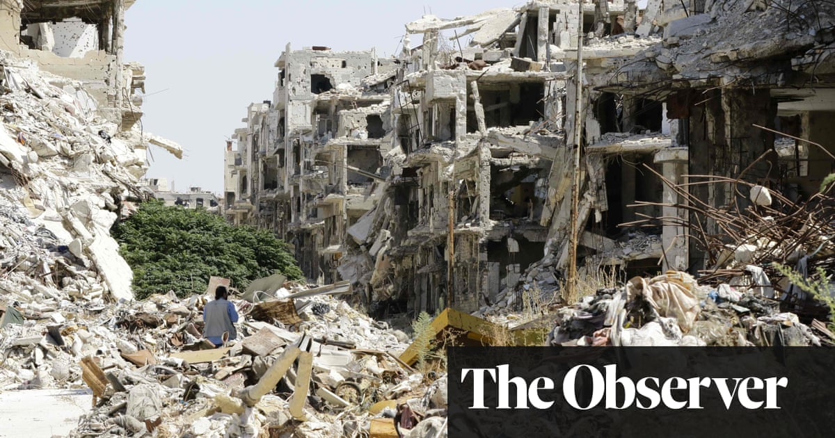 Assad Or We Burn the Country by Sam Dagher review – scoop-filled history of Syria's downfall