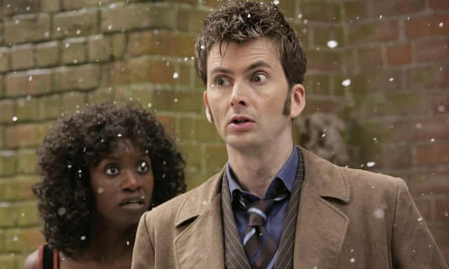 David Tennant: fun, approachable and at times very silly.