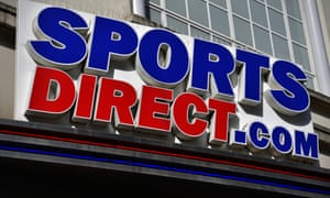 Profits at Mike Ashley's Sports Direct fell by 57% in the first half of the year after pound's collapse following the Brexit vote.