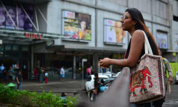 Fijian feminist and acitivst Roshika Deo in Suva, Fiji.