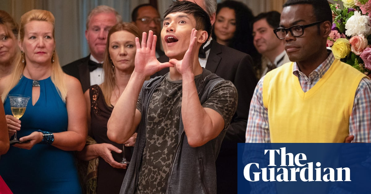 Whisper it … The Good Place might need divine intervention
