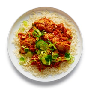 Boxing Day backstop: turkey curry.