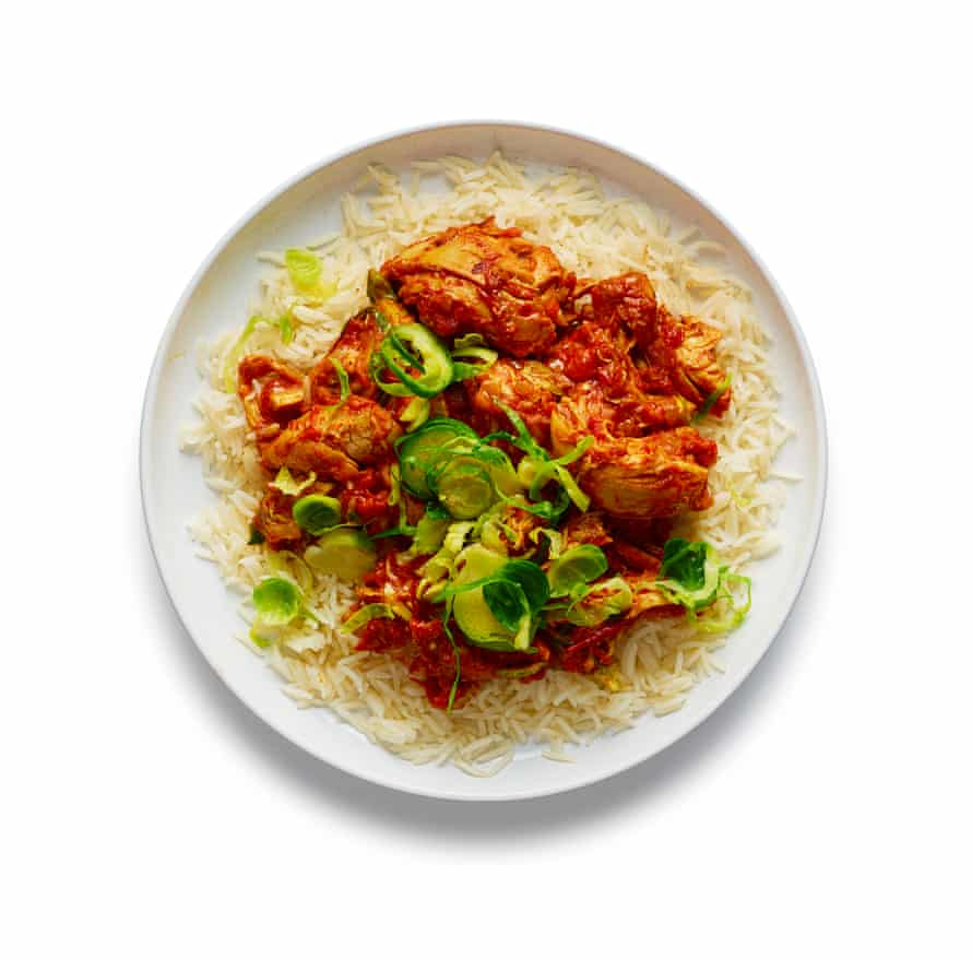 Felicity Cloake's Perfect Turkey Curry
