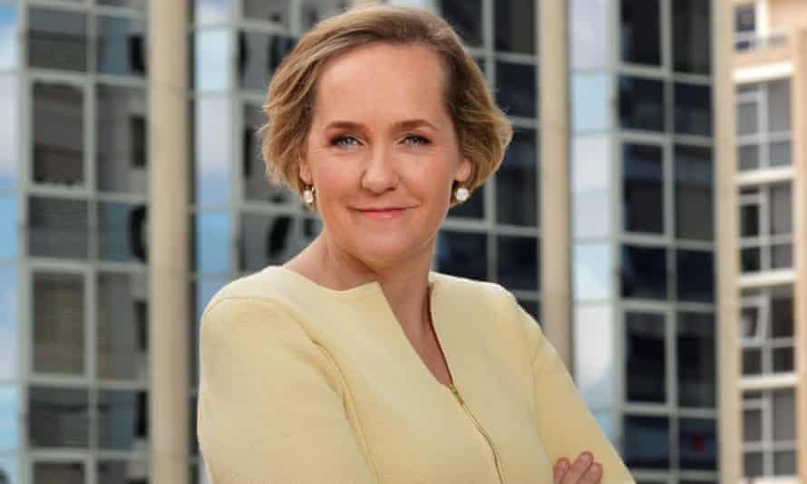 The ABC's Sarah Ferguson