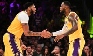 Anthony Davis and LeBron James may not want to add a heavier workload to their already busy schedule