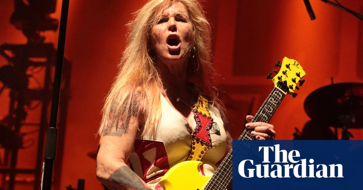 Lita Ford: 'I chose to be sexy – and sex sells' | Music