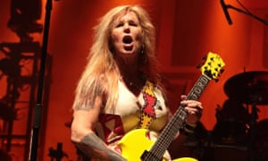 'The Runaways were before their time' … Lita Ford.