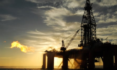 Oil and gas companies continue to invest heavily in projects such as deepwater fields despite the climate crisis.