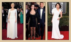 Gwyneth Paltrow; Demi Moore and Bruce Willis; Sandra Oh