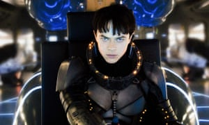 Valerian And The City Of A Thousand Planets Film The Guardian