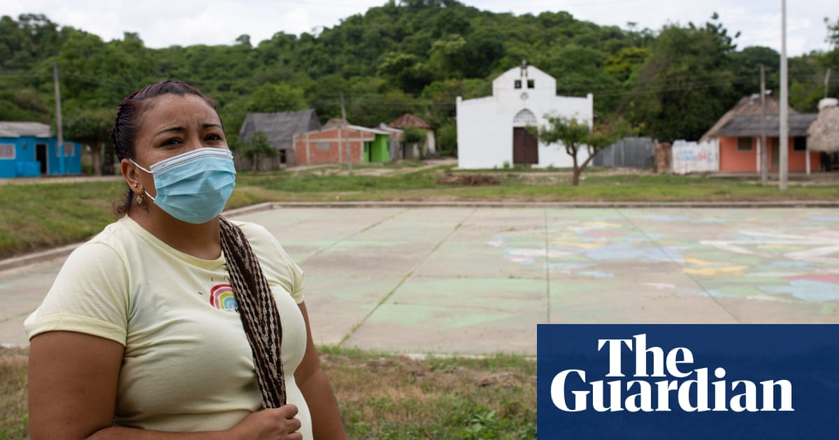 'I'm not alone': survivors organise against sexual violence in Colombia