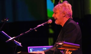 John Cale at the Roundhouse, London.