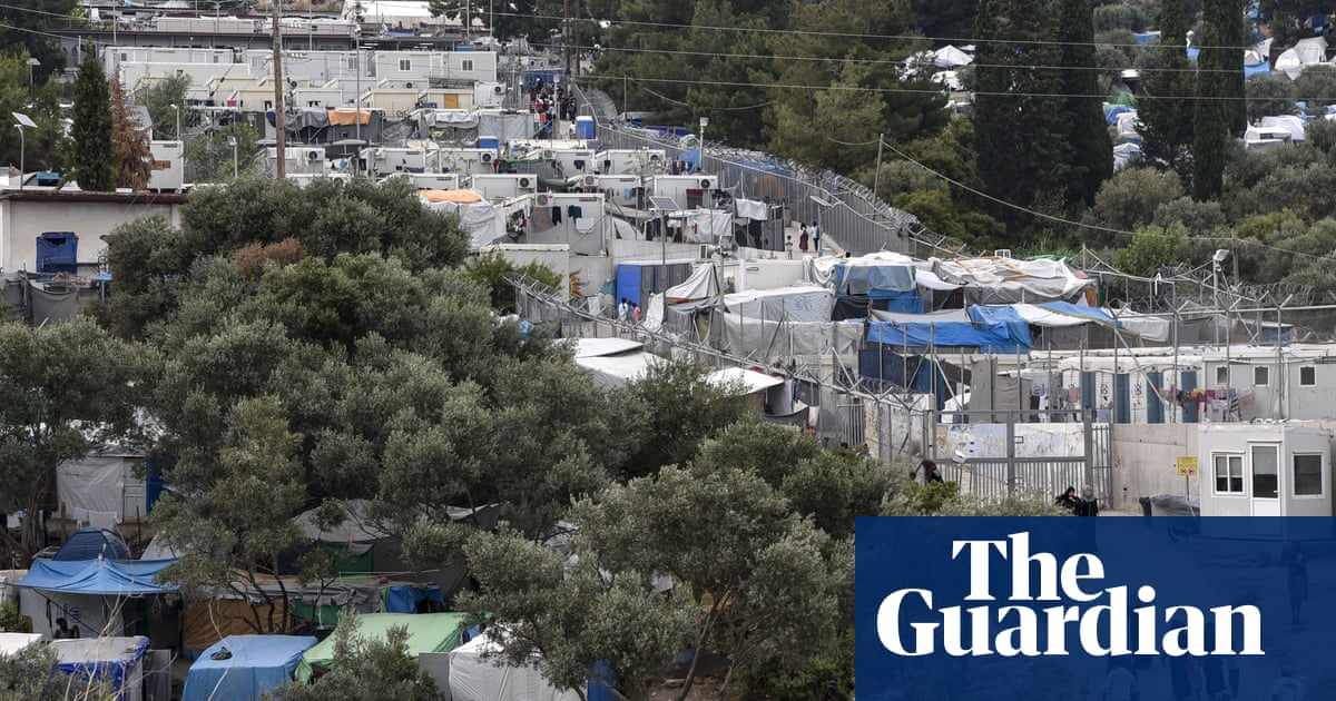 Greek refugee camp for 640 people is found to be housing 3,745