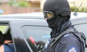 Australian federal police operation