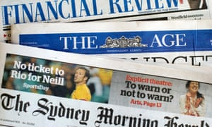 The Sydney Morning Herald, The Age and the Financial Review