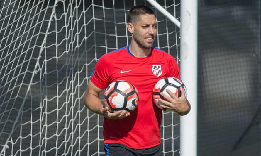 Clint Dempsey has 52 goals for the national team.