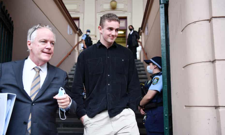 Kristo Langker (right)