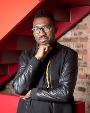 Kwame Kwei-Armah, director of The Lady from the Sea.