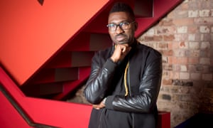 Kwame Kwei-Armah, the artistic director of the Young Vic in London