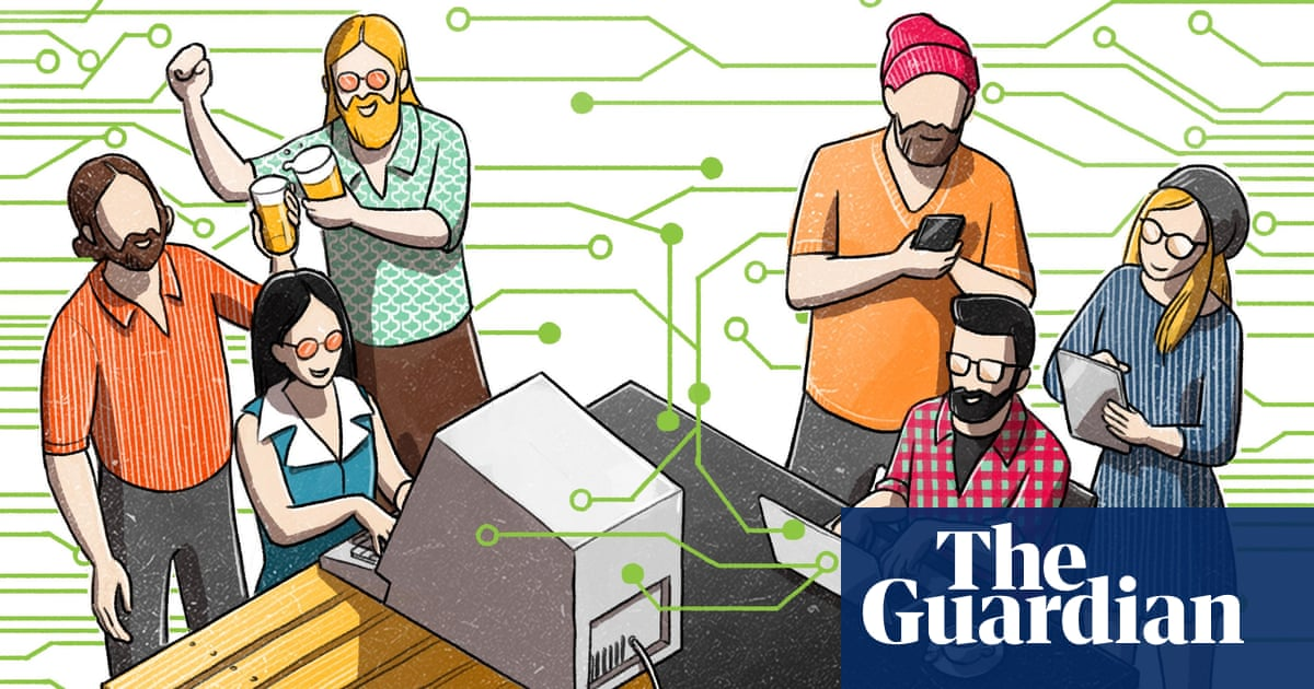 How the internet was invented | Technology | The Guardian