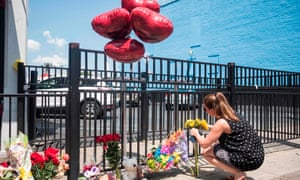Eight people were killed by a mass shooter in Dayton, Ohio, over the weekend.