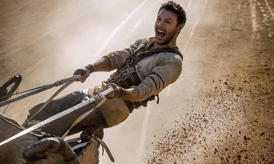 Ben-Hur: lost an estimated $120m.