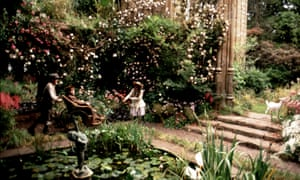 A scene from The Secret Garden