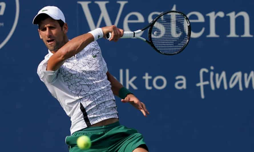 Novak Djokovic is now the favourite to take the upcoming US Open