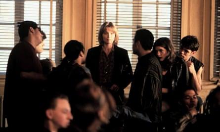Head of the class: Michelle Pfeiffer as LouAnne Johnson