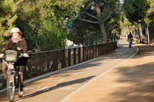 Batlle i Roig bike path