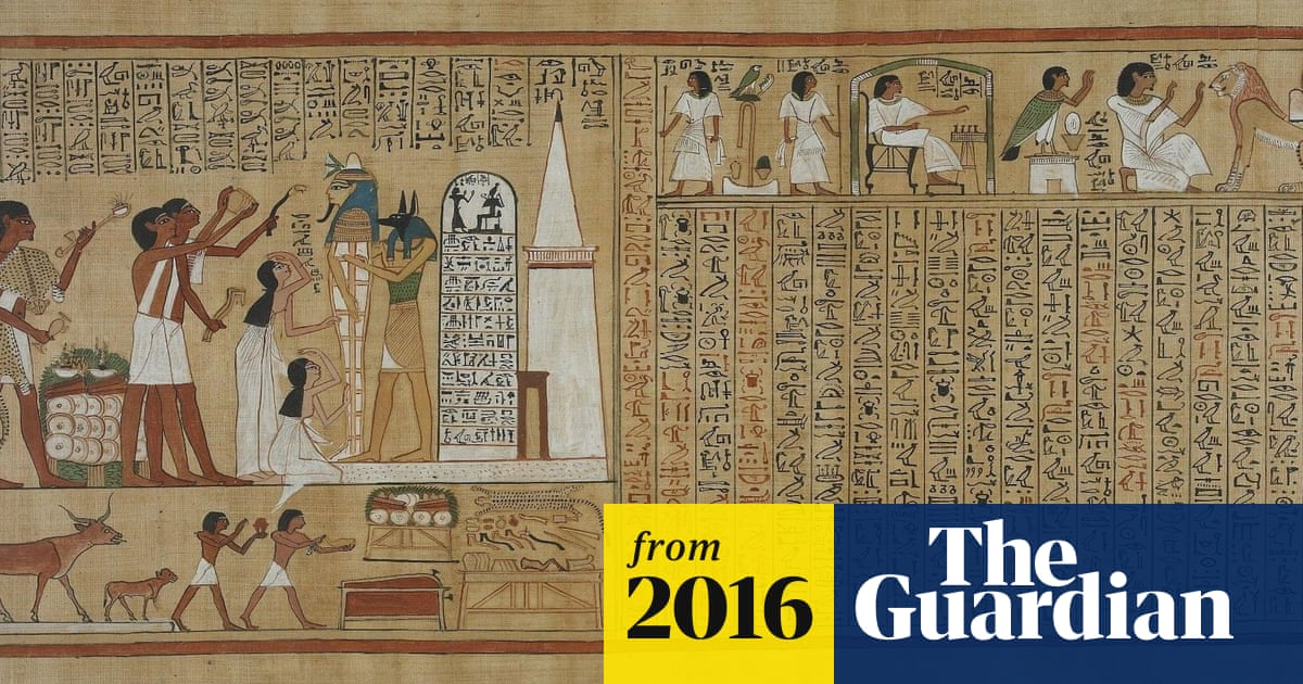 Ancient Egyptian works to be published together in English