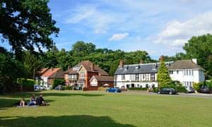 The Green, Esher, Surrey