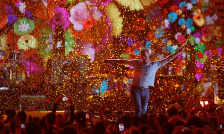 Coldplay Everyday Life Review Uneasy Listening Coldplay The Guardian