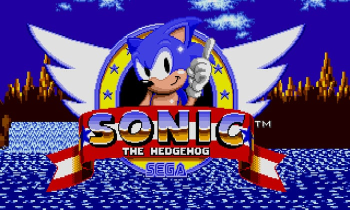 Why Sonic The Hedgehog Is Incorrect Game Design Games The Guardian