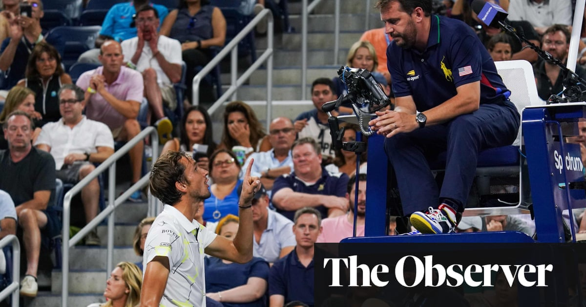 Daniil Medvedev fights the boos to send out a defiant message at the US Open