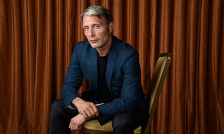 Mads Mikkelsen: 'If the alternative is that I don't play anything, I'll just play the villain.'