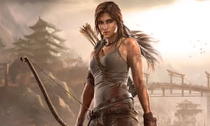 Lara Croft grew as a character when the narrative scale of her games was drawn in around her