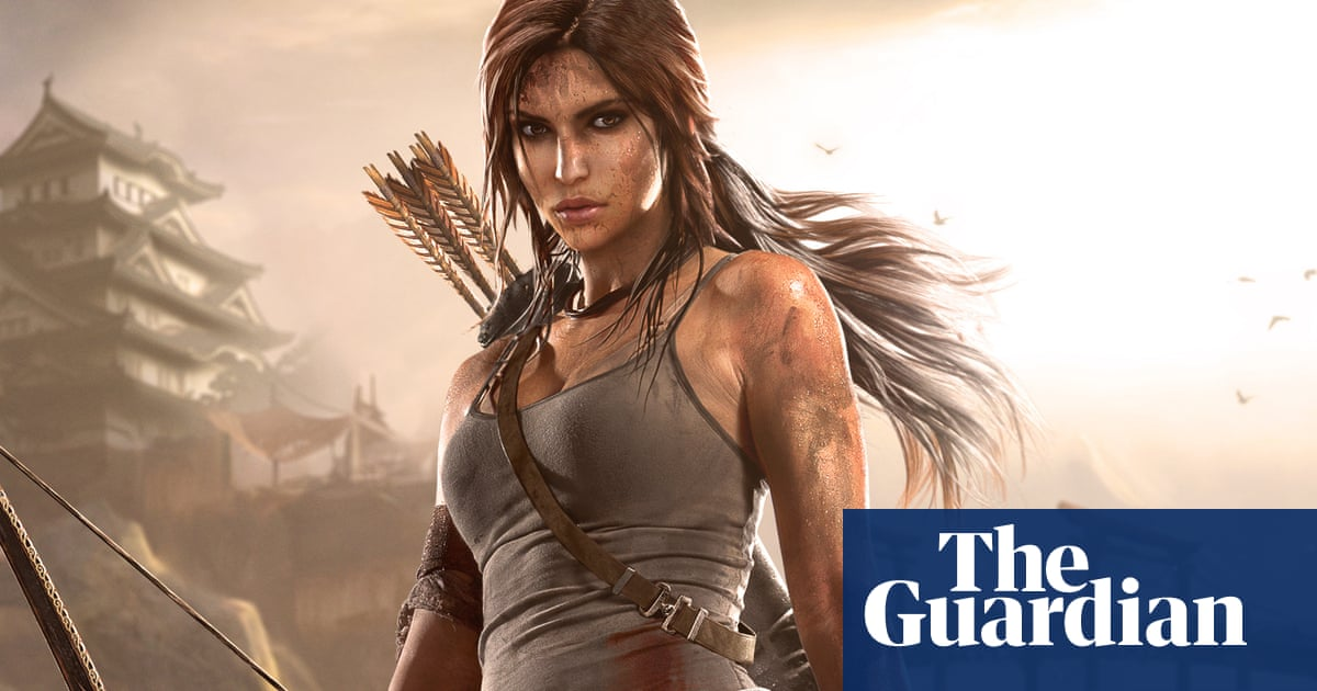 At Home With Tomb Raider S Lara Croft There Was Probably Too Much Murder Games The Guardian