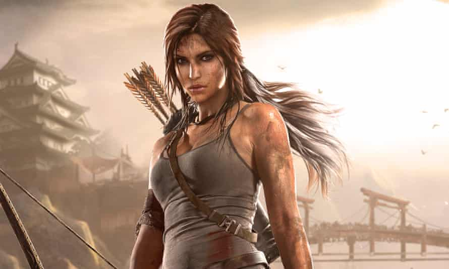 It's hard to believe two decades have passed since  Lara Croft made her debut