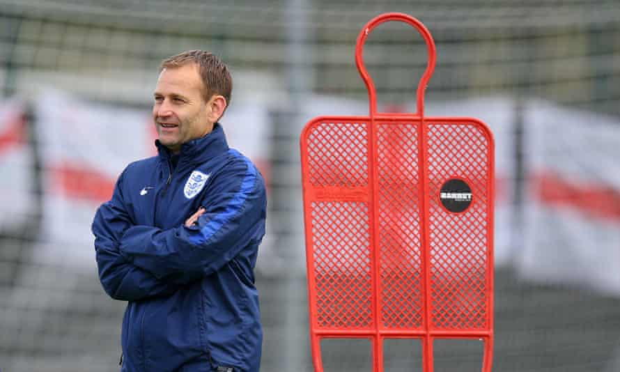 Dan Ashworth joined the FA the year after St George's Park was opened.