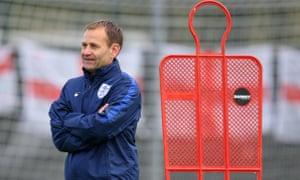 Dan Ashworth had been at the FA since 2012.