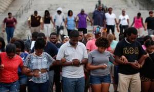 Charleston vigil